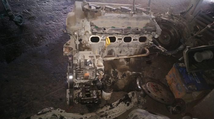 Двигатель Тойота королла (ист) 2001г. 1.5 vvti автомат. Photo 1