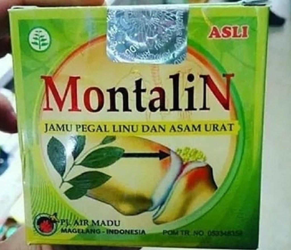 Монталин для боли в суставах