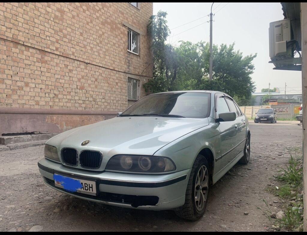 BMW 523 2.5 л. 2000: BMW 523 2.5 л. 2000