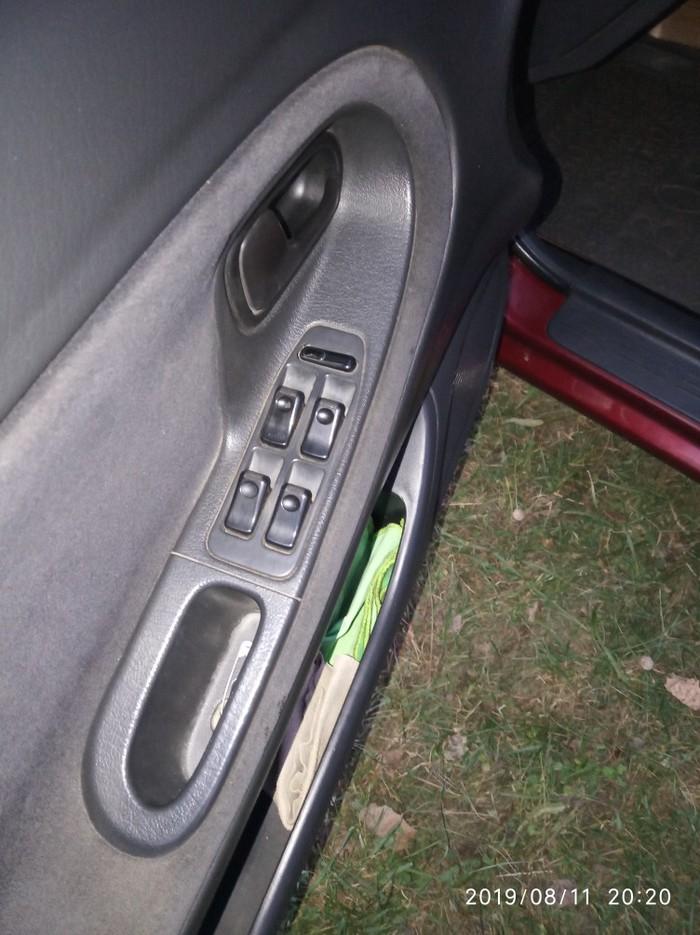 Mazda Cronos 1997. Photo 7