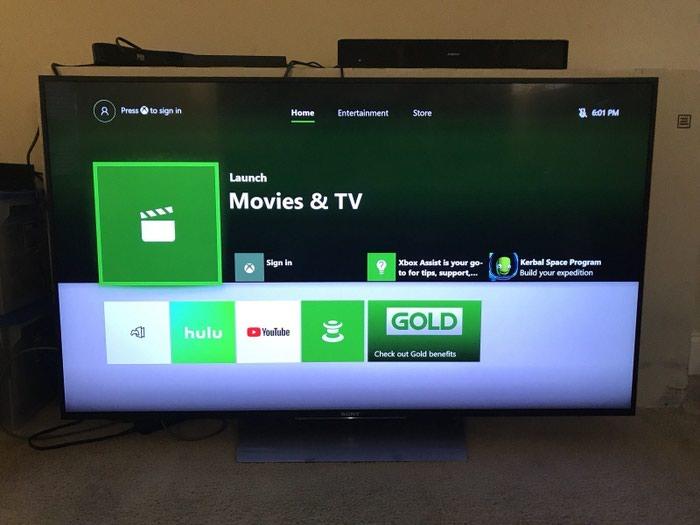 NEW SONY LED 3D TV 50INCH в Авангард