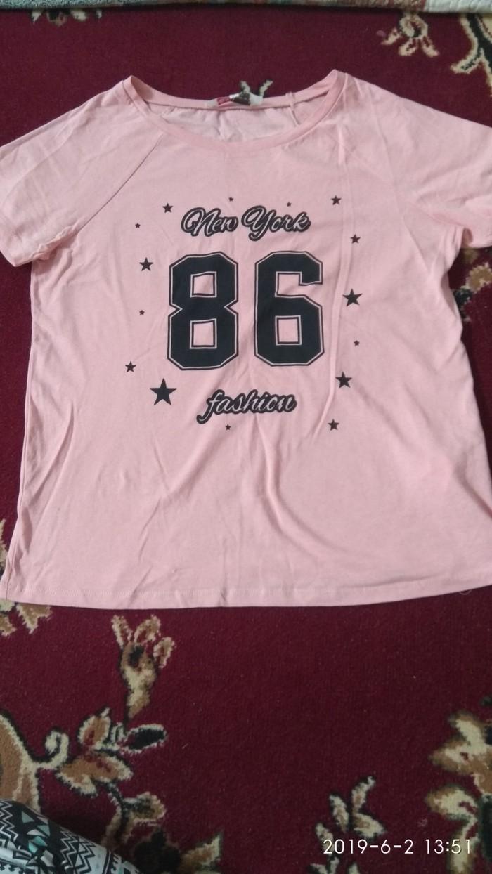 a77b228ed7ea345 один раз одевала 280сом за 280 KGS в Бишкеке: Женские футболки на ...