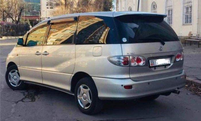 2. 4 гибрит состояния очень хороший новая зимняя  резина в Бишкек
