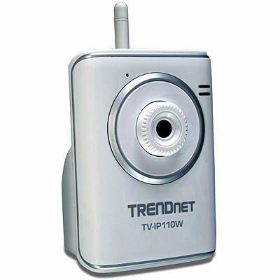Продаю ip камеру trendnet tv-ip110w. . Photo 0