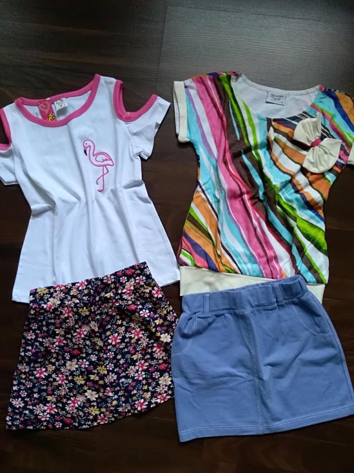 Kompletić nove garderobe za devojčicu