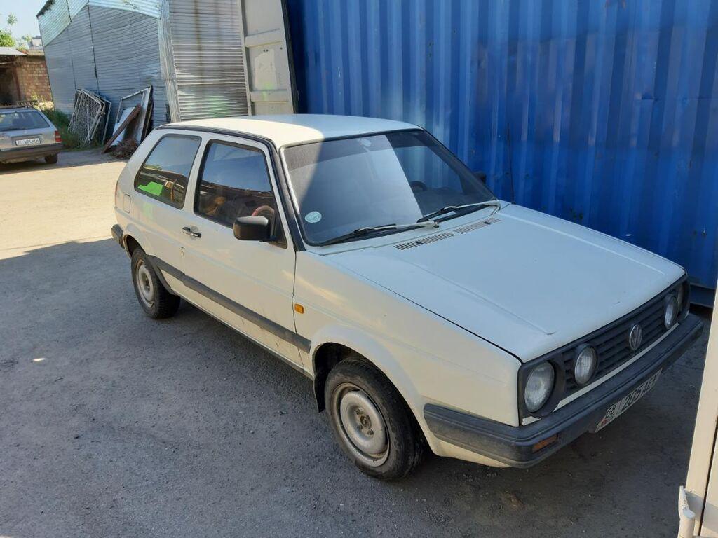 Volkswagen Golf 1.3 л. 1987 | 300000 км