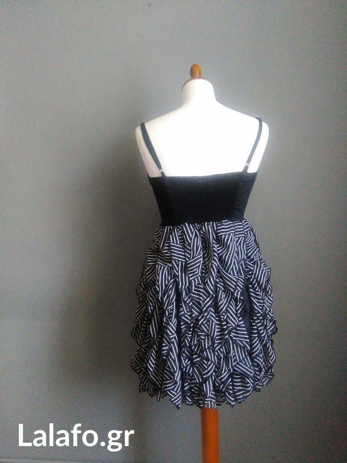 Γυναικείος ρουχισμός - Κεντρική Θεσσαλονίκη: H&M  φορεμα με ruffles