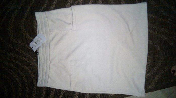 Φουστα λευκη ολοκαινουρια small. Photo 1