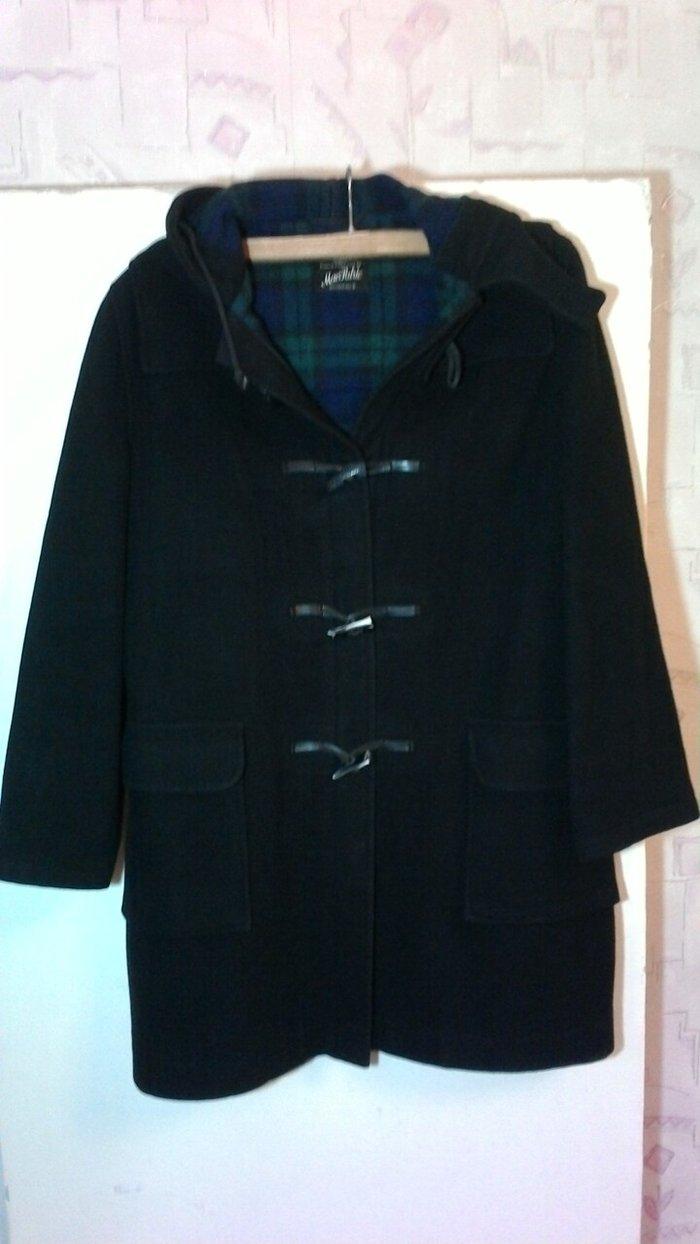 Пальто мужское размер 54. Photo 0
