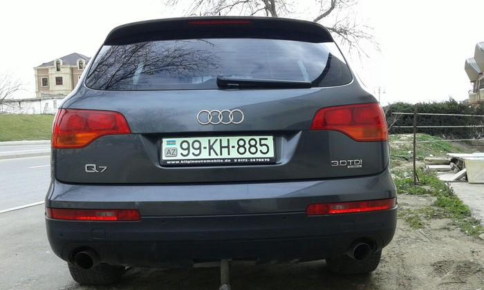 Audi Q7 2008. Photo 1