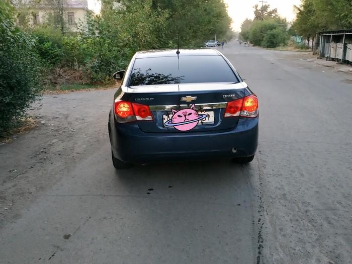Chevrolet Cruze 2011. Photo 2