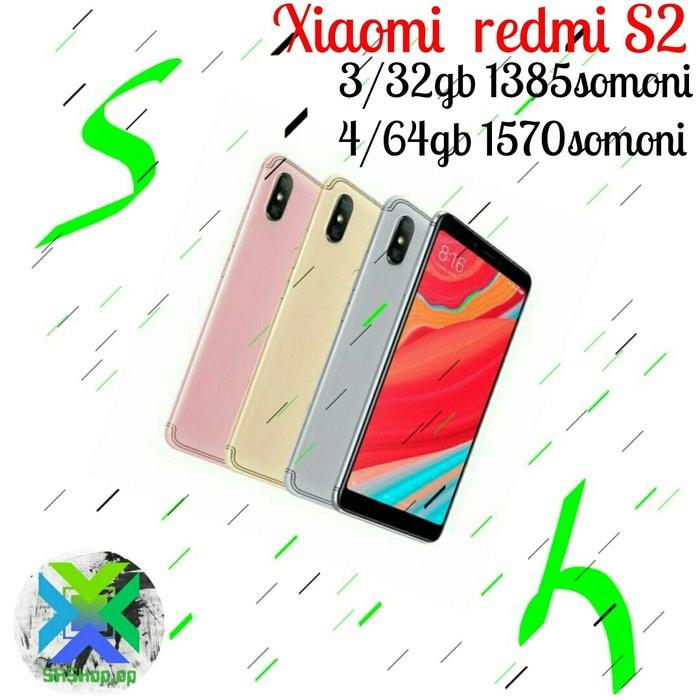 Xiaomi redmi note 6 pro 1810 сомони. Photo 3
