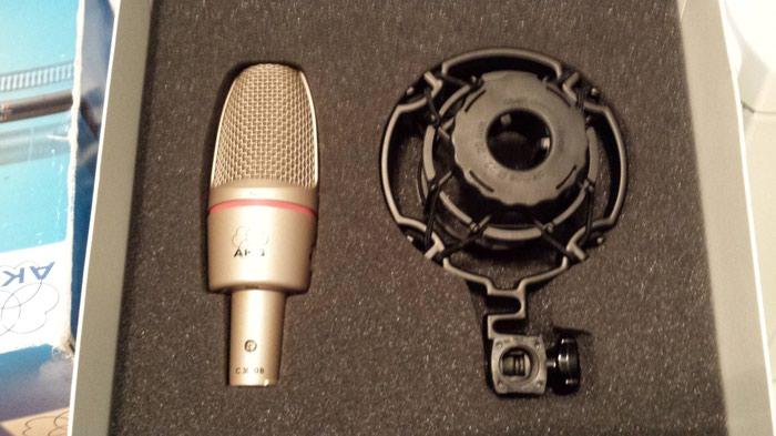 Bakı şəhərində Mikrofon AKG C 3000 B