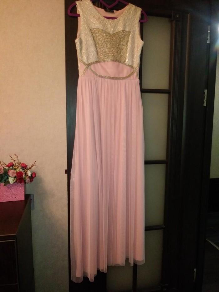 Платье, 1 раз одевала. размер S-M. . Photo 0