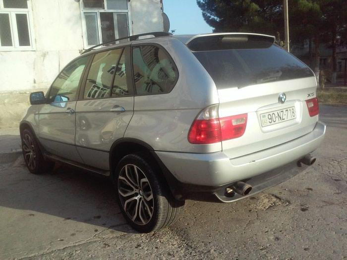 BMW X5 2005. Photo 1