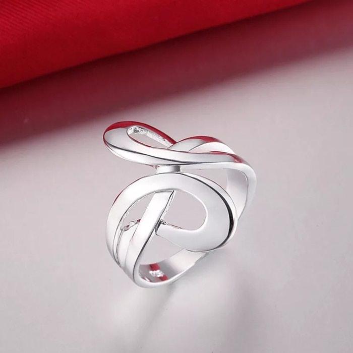 RASPRODAJA prsten posrebren 925. Photo 0