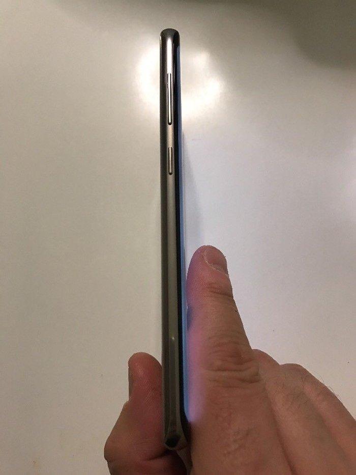 Galaxy S8 maple gold αντιγραφο, Octa Core, Dual Sim,Eyes. Photo 3