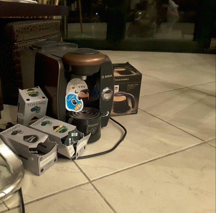 Tassimo Espresso συλλεκτικη αξίας 80€ Με Αγορασμένη extra κάνατε για γ σε Ξάνθη