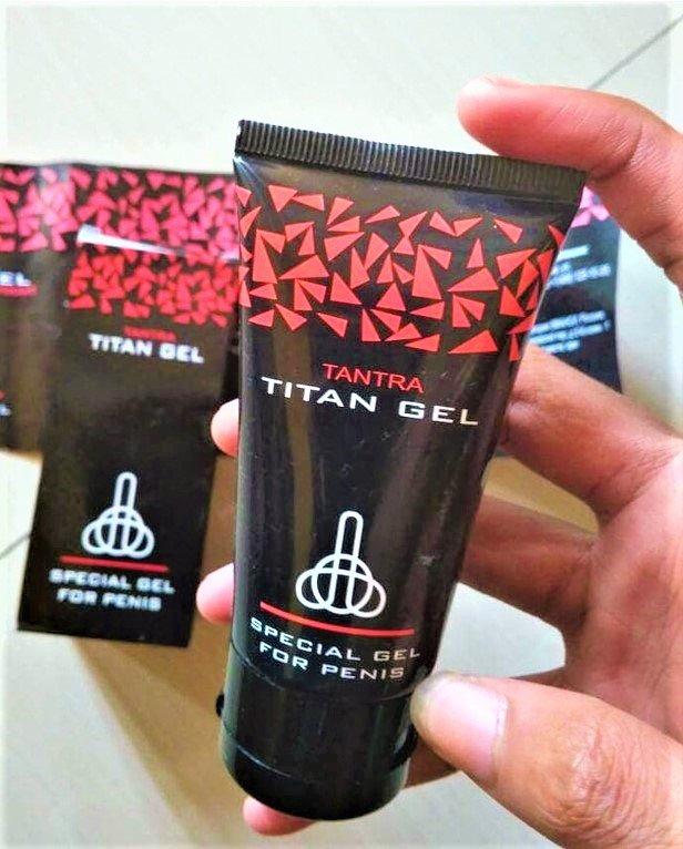 titan gel innovativ təhlükəsiz və effektiv şəkildə цена 39 azn в