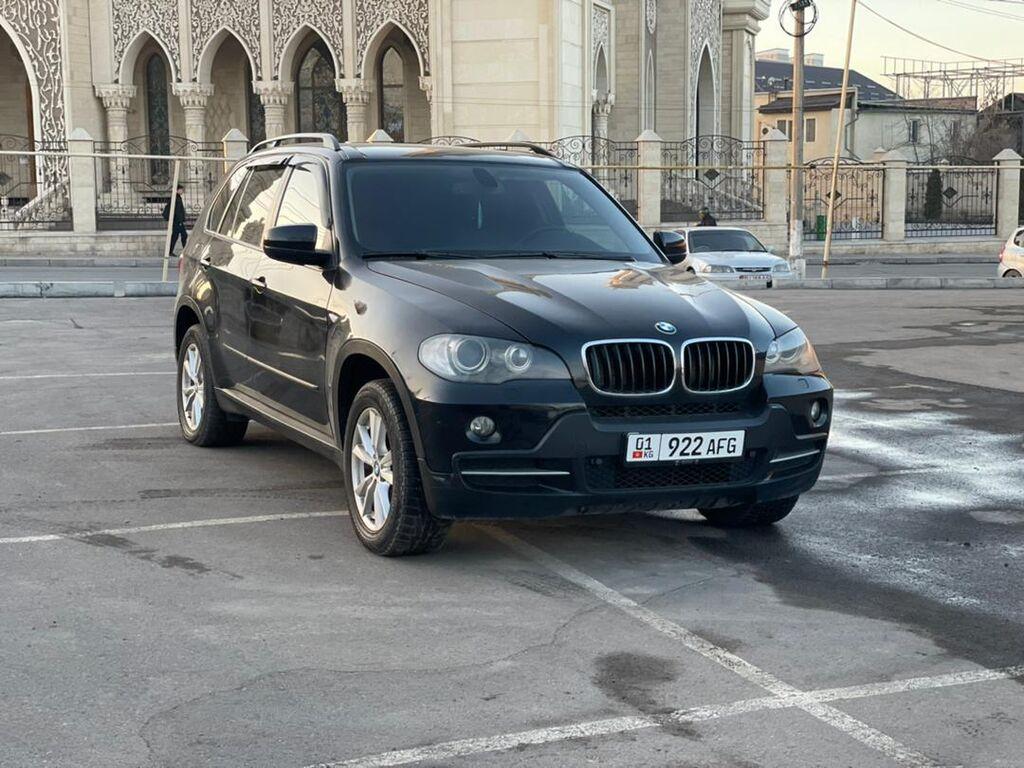 BMW X5 3 л. 2009: BMW X5 3 л. 2009