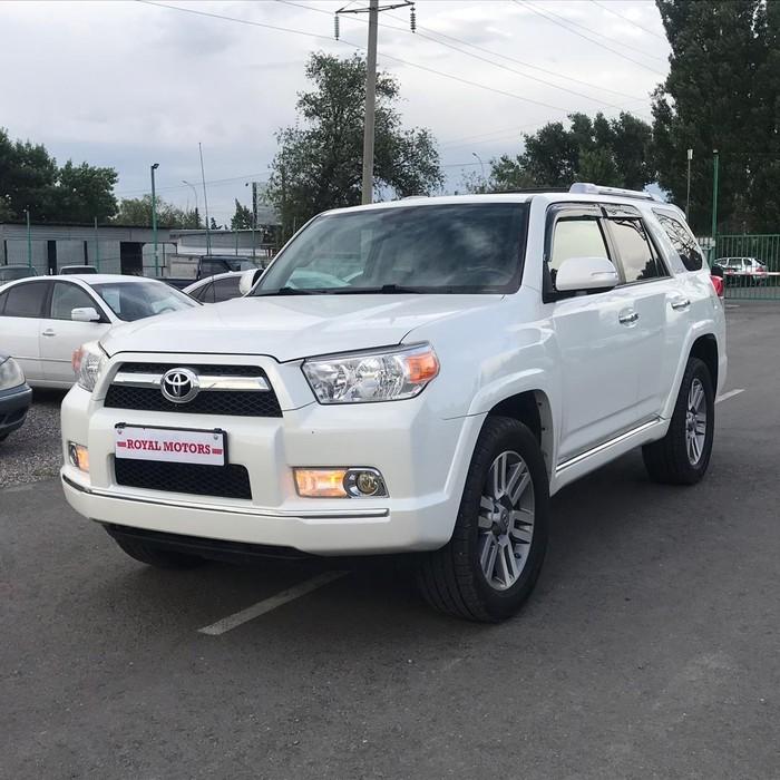 Toyota 4Runner 2010 в Бишкек