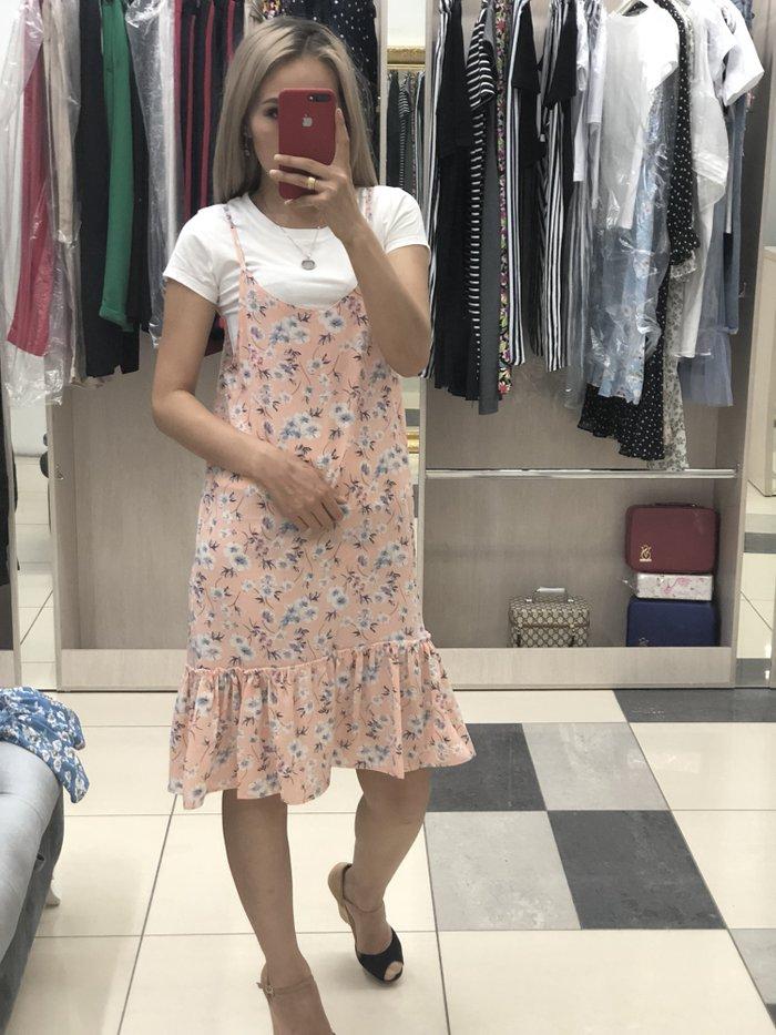 Стильные платья двойки!Размеры стандартные!Производство Гуан Чжоу! . Photo 0