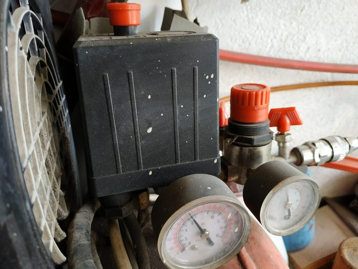 Куплю компрессор на запчасти в Бишкек