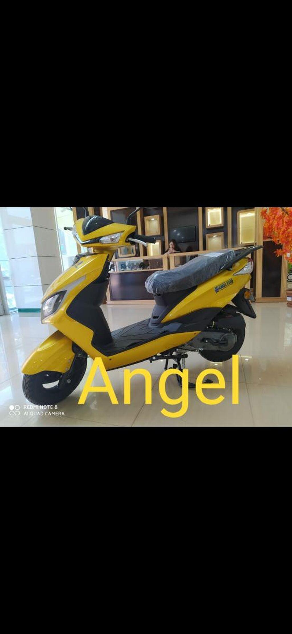 Ramazana özəl yeni kompaniya start verdik Moped angel cəmi 2625 azn