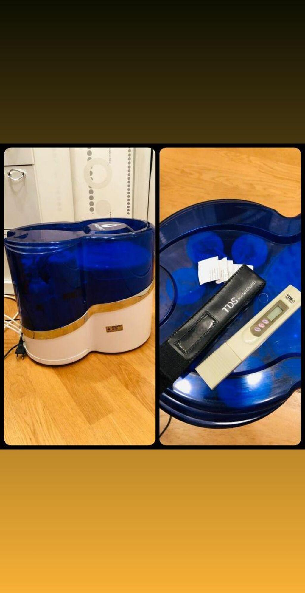 Sintra firmasına məxsus su filtr aparatı satılır