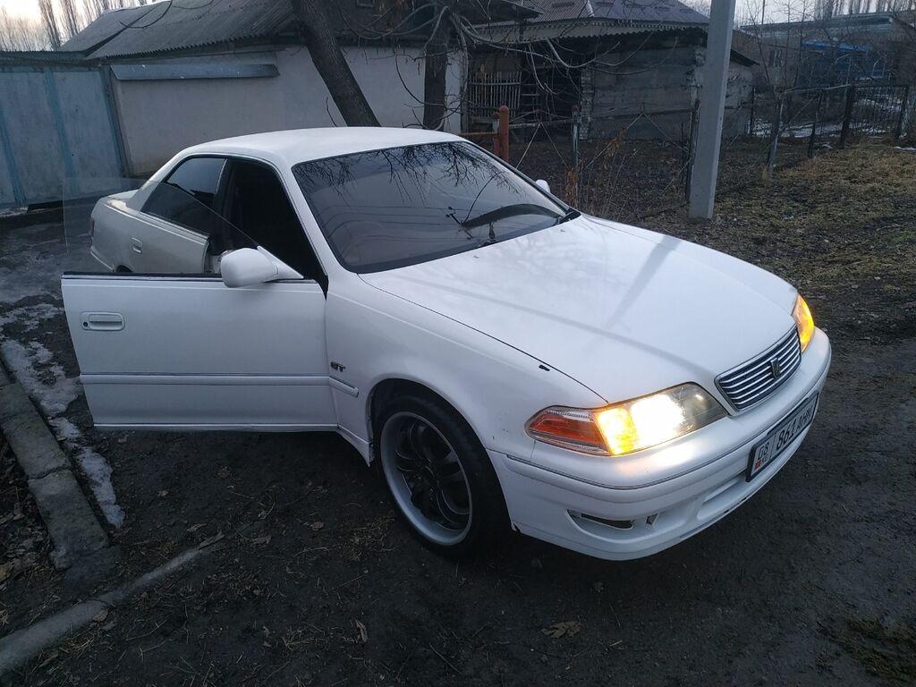Toyota Mark II 2.5 л. 1997: Toyota Mark II 2.5 л. 1997