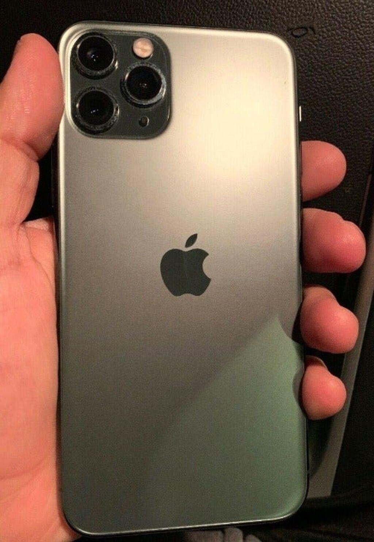 Б/У IPhone 11 Pro 256 ГБ Зеленый: Б/У IPhone 11 Pro 256 ГБ Зеленый