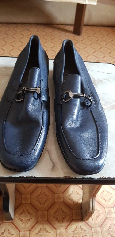 Мужская итальянская кожаная обувь 01ef74a8a89b7
