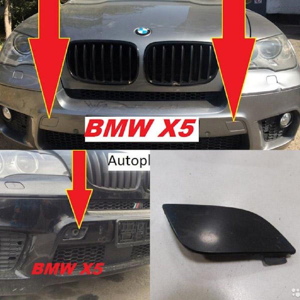 Буксировочные заглушки от BMW X5 MP