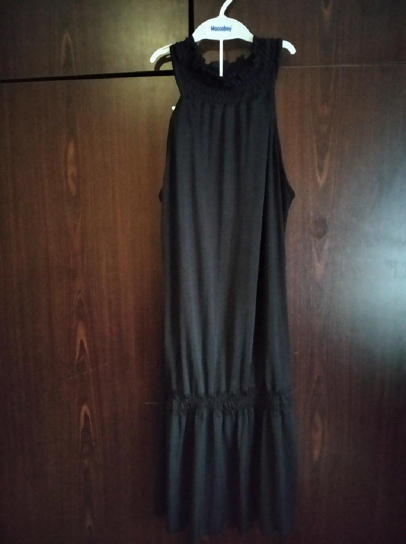 Μαύρο φόρεμα one size