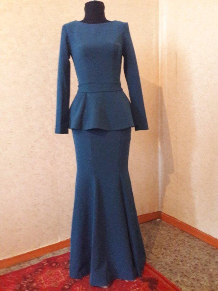 платье трикотажный в Бишкек