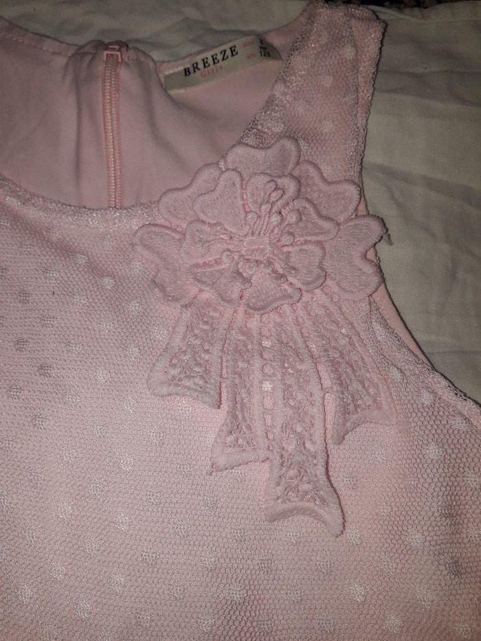 Breeze haljinica za devojcicu, vel 128, roze boje, bez ostecenja.. Photo 3