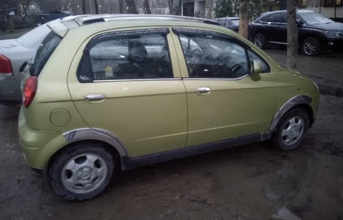 Daewoo Matiz 2008. Photo 5
