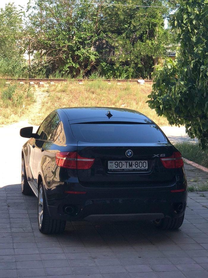 BMW X6 M 2010. Photo 0