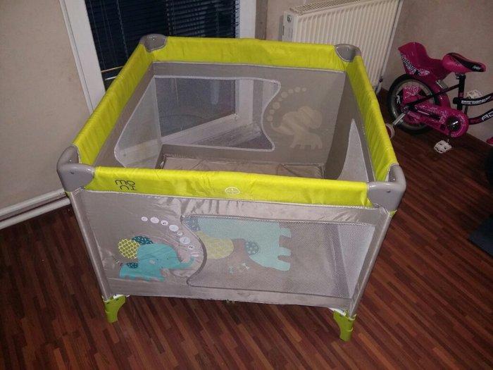 Ogradica za decu do 20 kg. U odlicnom stanju,koriscena je samo dva mes - Beograd