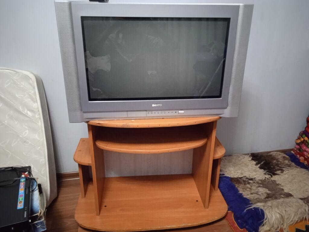 Телевизор японский оригинал 4000 тысячи подставка телевизора в подарок   Объявление создано 14 Октябрь 2021 16:55:05   ТЕЛЕВИЗОРЫ: Телевизор японский оригинал 4000 тысячи подставка телевизора в подарок