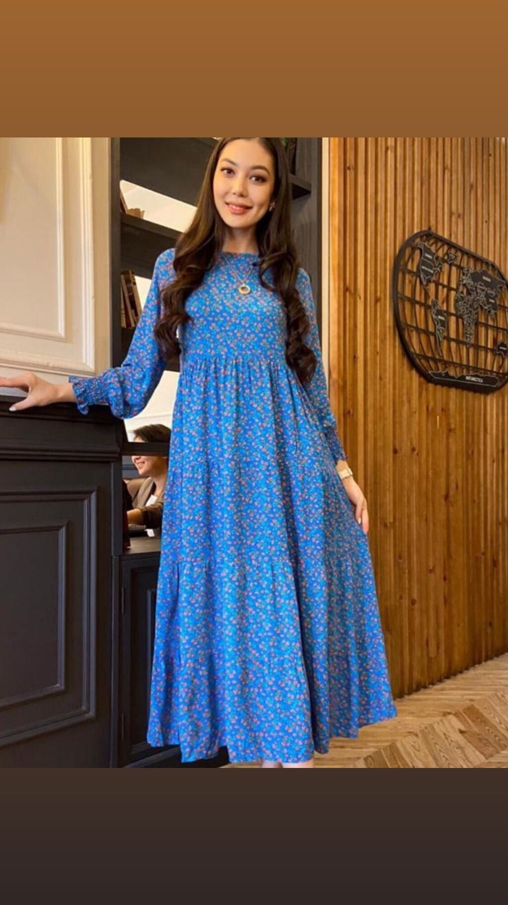 Платья: Платье L