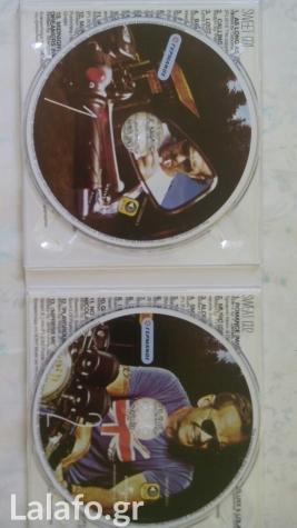 Διπλό αυθεντικό cd με ξένα τραγούδια επιλεγμένα από τον Πέτρο Κωστόπουλο(13 Τραγούδια το καθένα)