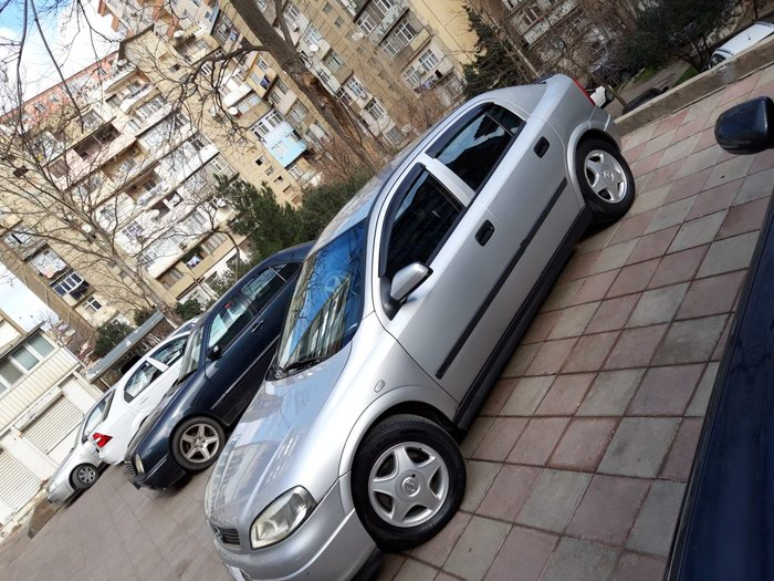 Opel Astra 1999. Photo 0