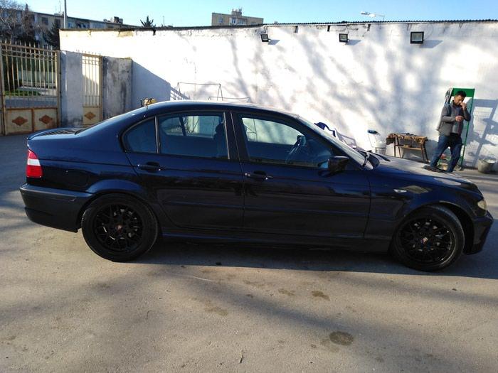 BMW 320 2002. Photo 1