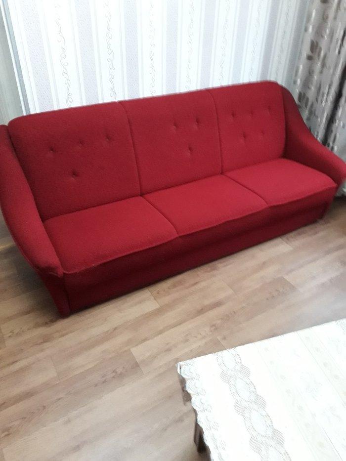 Продам диван+ 2кресла и журнальный стол. размеры на фото. производство в Бишкек