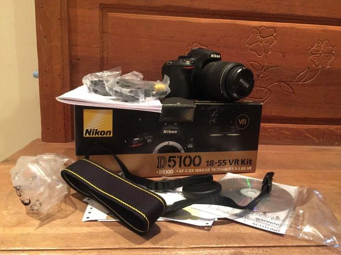 Nikon D5100 kit Camera. Photo 2