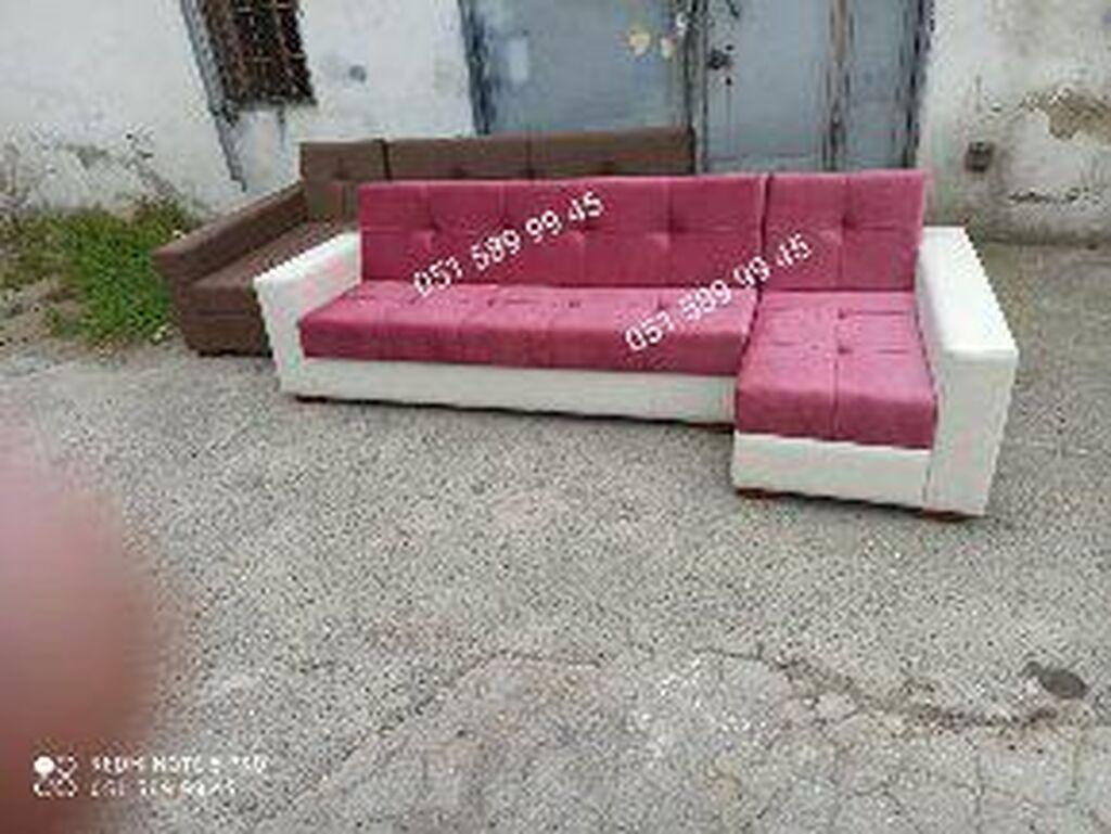 Kunc divanlar satilir 350 manat ve  her cur olcu ve rengde