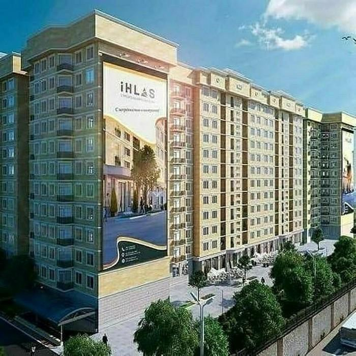 Продается квартира: 1 комната, 44 кв. м., Бишкек. Photo 2