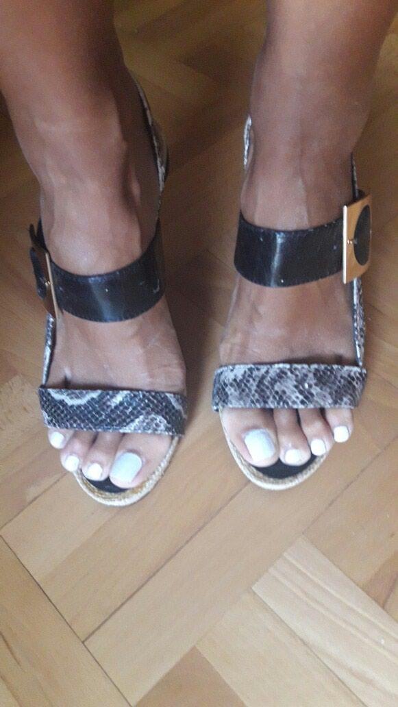 6598b3831ece Zenske sandale br.39 for 600 RSD in Kragujevac  Ženske Sandale i ...