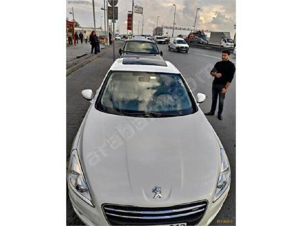 Peugeot - Σάμος: Peugeot 508 1.6 l. 2013 | 124000 km